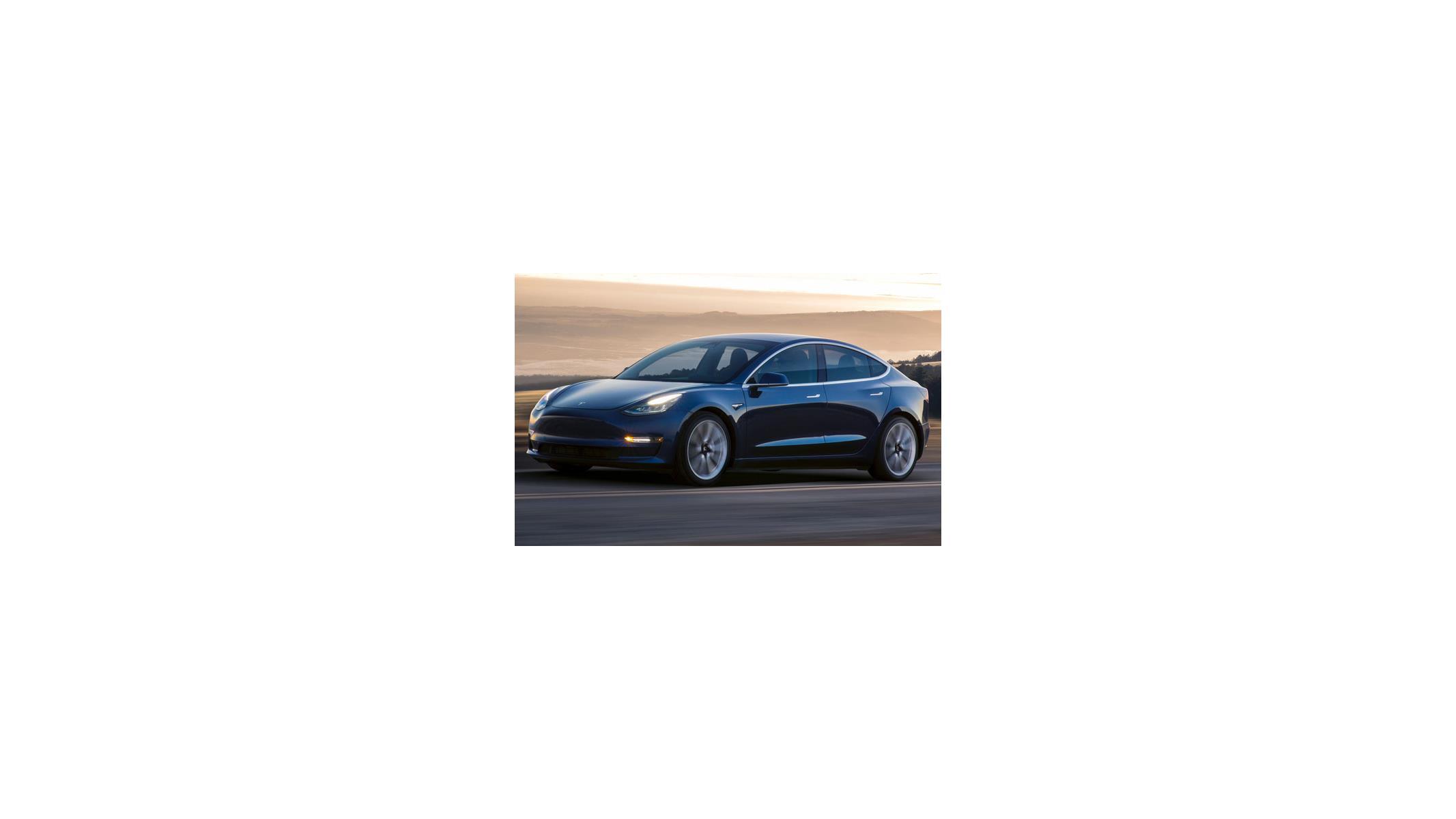 Tesla Ramps Model 3 Production, Smokin' Performance Dual