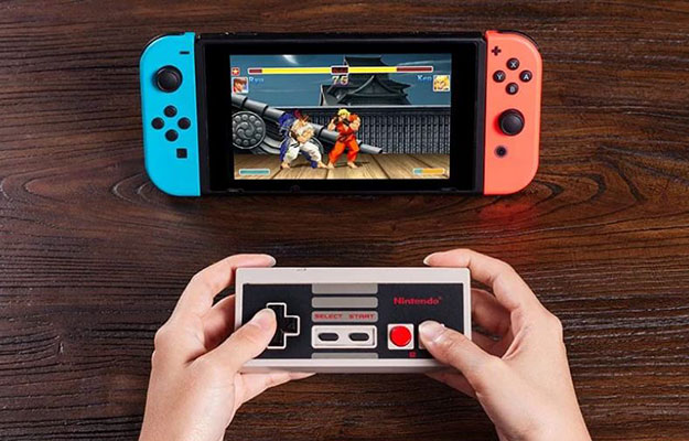 8bitdo nes controller nintendo switch wireless