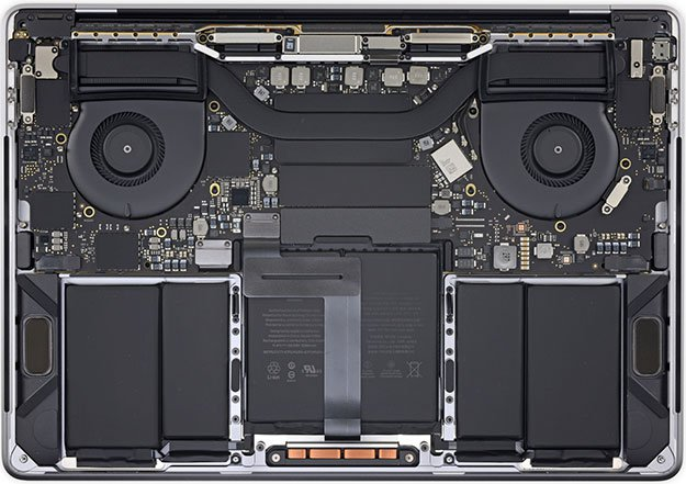 Apple MacBook Pro with Core i9 getting throttled due to heat issues