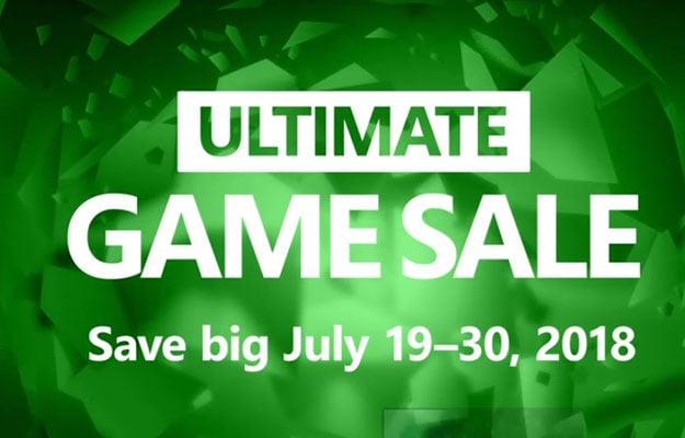 microsoft ultimate game sale