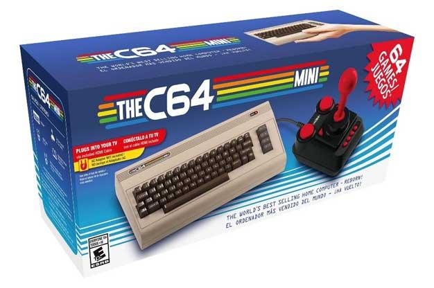 c64 mini box