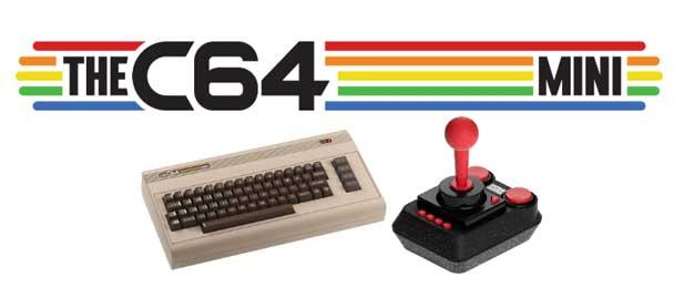 c64 mini logo