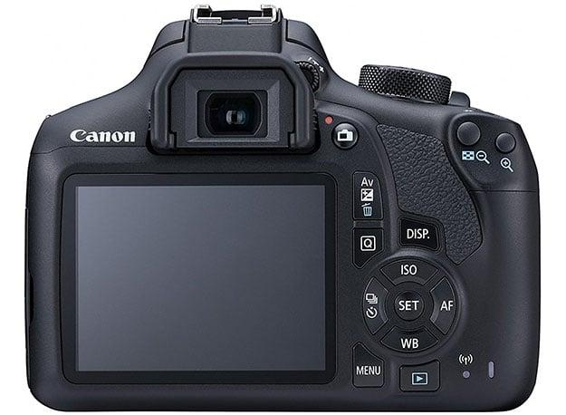 Canon EOS Rebel T6 LCD
