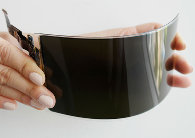 Samsung Has Apparently Created An 'Unbreakable' OLED Display Panel