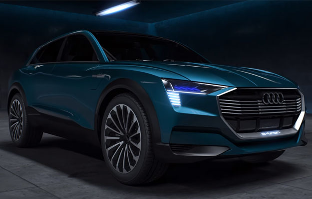 Audi To Open ETron Quattro Reservations In September For EV - Audi ev