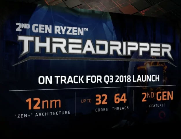 AMD Threadripper Slide
