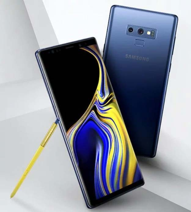 Samsung Galaxy Note 9 To Debut New Bixby & S Pen Interfaces