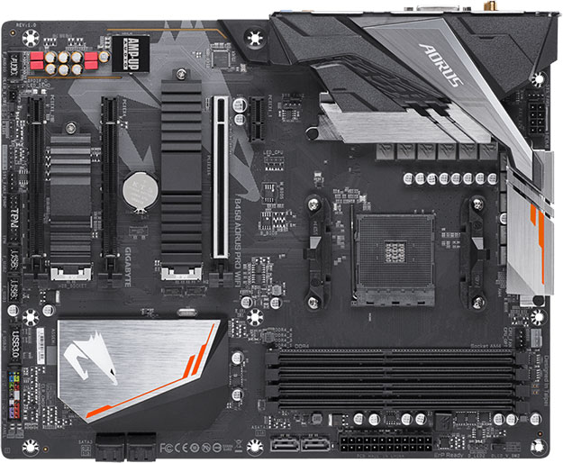 ASUS, MSI, Gigabyte Launch AMD B450 AM4 Motherboards For 2nd-Gen