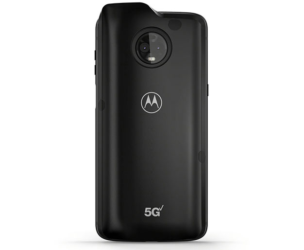 5G Moto Mod BACKSIDE MotoZ3