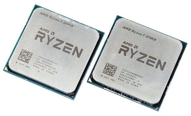 eTailer Claims AMD Ryzen Has Hit Desktop CPU Sales Parity With Intel