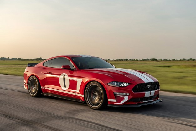 Hennessey 10K 2019 Mustang 1 min