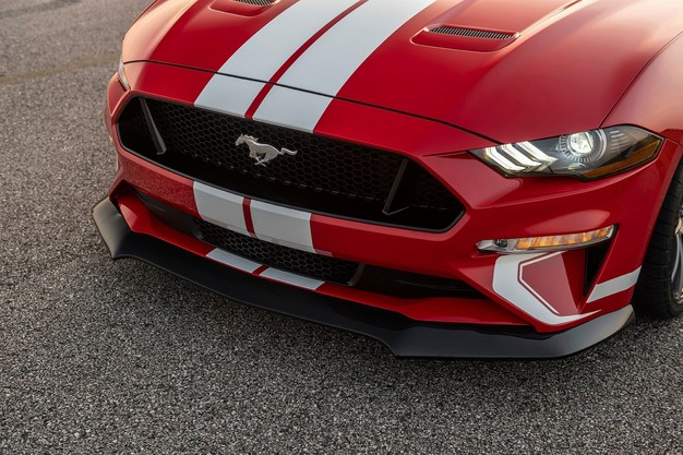 Hennessey 10K 2019 Mustang 17 min