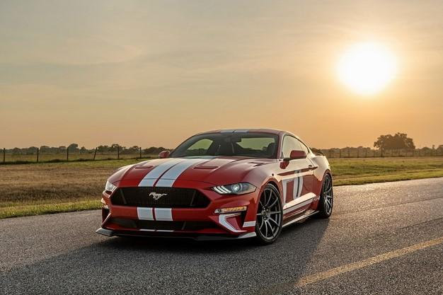 Hennessey 10K 2019 Mustang 5 min