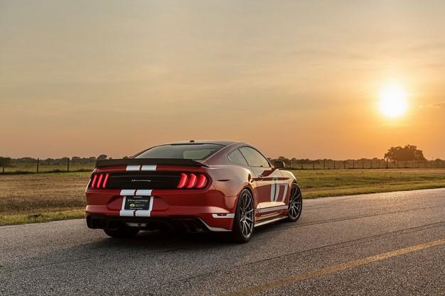 Hennessey 10K 2019 Mustang 6 min