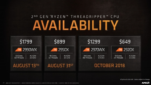 send gen threadripper