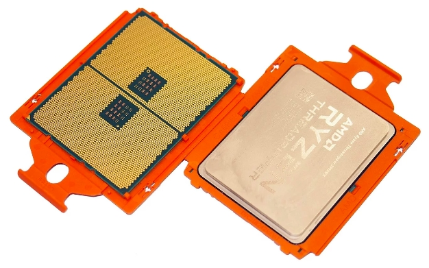 amd 2nd gen ryzen threadripper 1