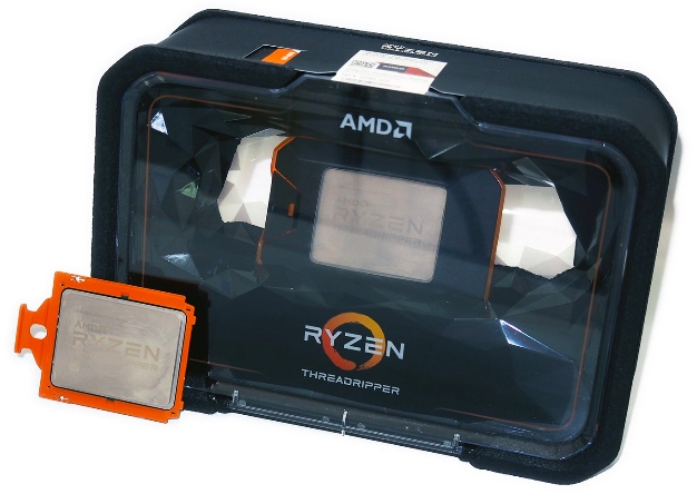 amd 2nd gen ryzen threadripper 2