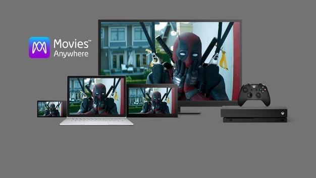 microsoft movies anywhere