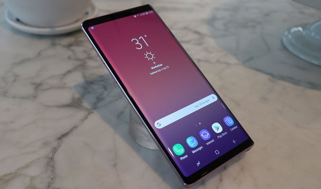 Samsung Galaxy Note 9 First Look: Feature-Packed, 8GB RAM