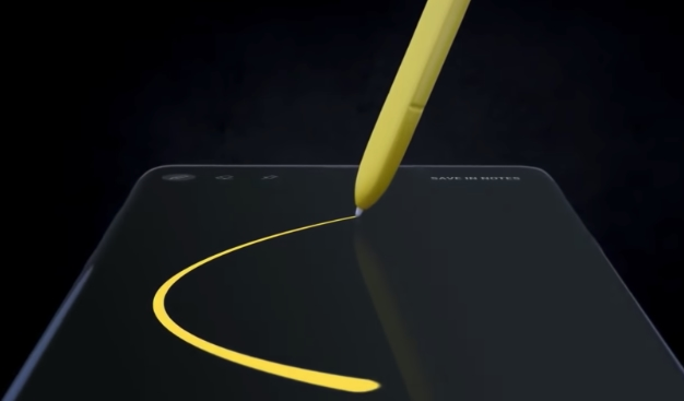 galaxy note 9 banner