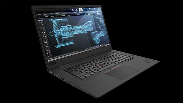 Lenovo's ThinkPad P1 And ThinkPad P72 Deliver Coffee Lake