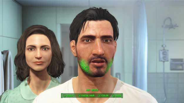 fallout face