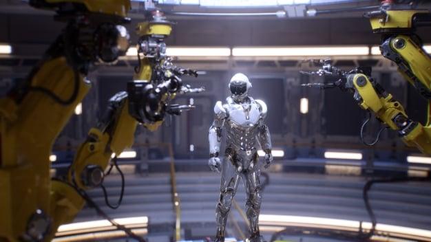 RealtimeRayTracing Turing