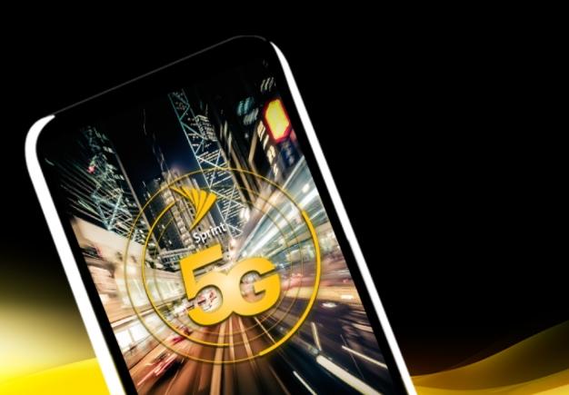 sprint lg 5G phone