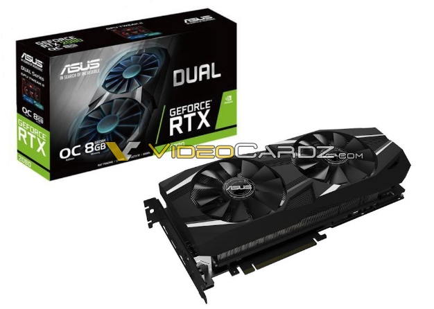 asus rtx dual 3