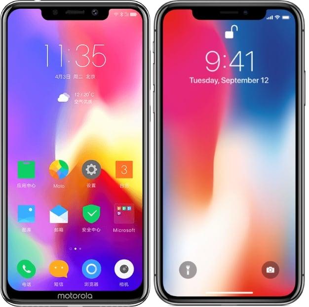iphone x P30
