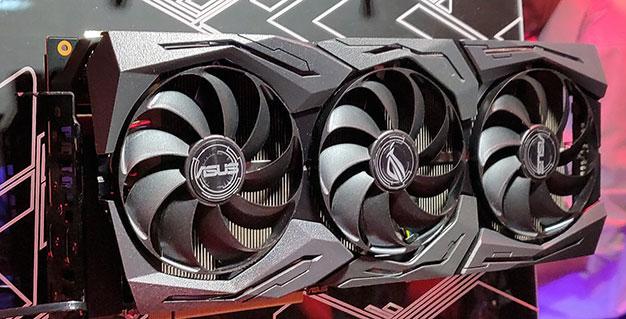 ASUS GeForce RTX 2080 Triple Fans