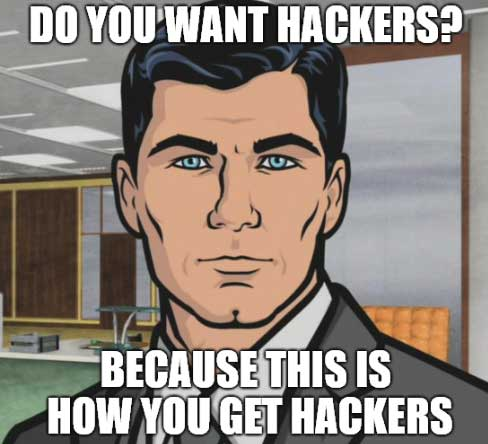 archer hackers