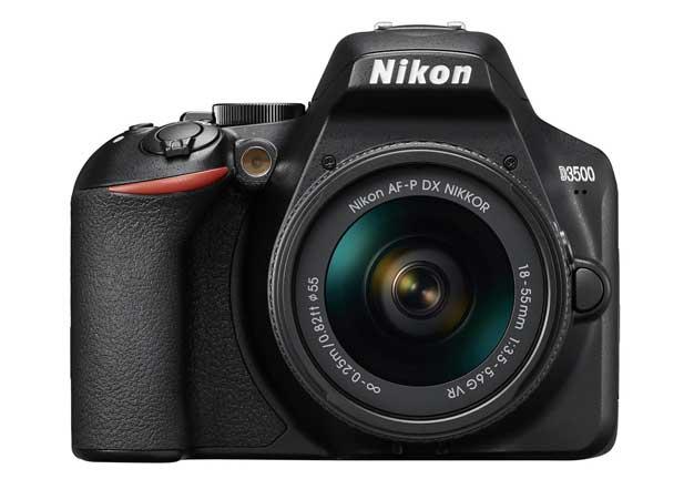 d3500 lens