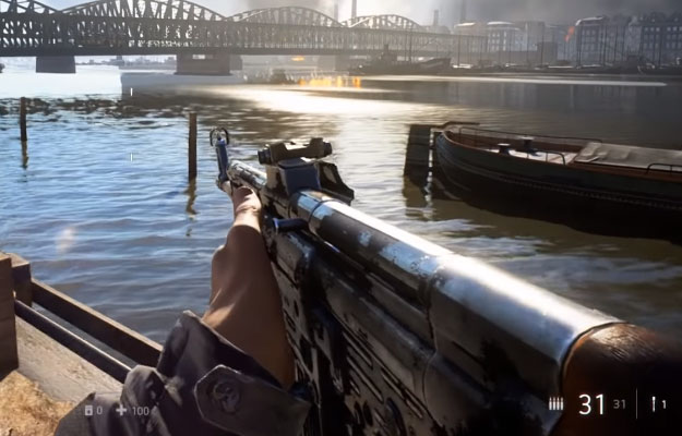 Battlefield V With Ray-Tracing Currently Estimated At Sub