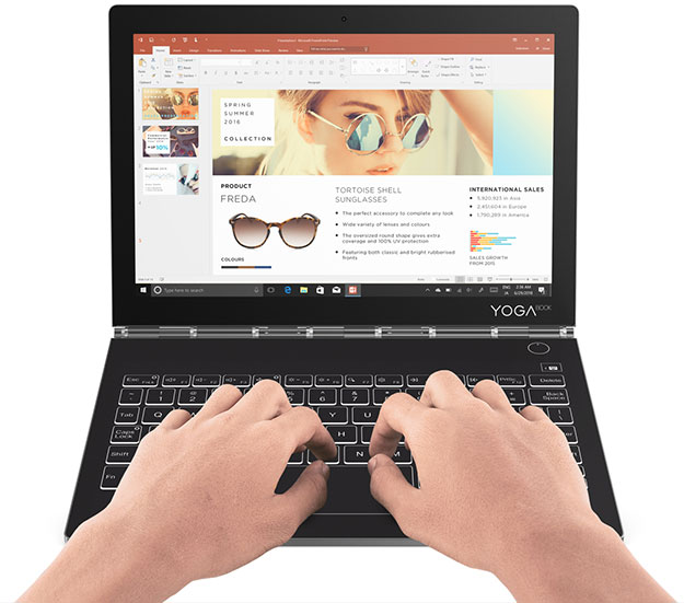 Lenovo Intros Yoga Book C390 Dual Screen Laptop With E Ink Tech And Its First Yoga Chromebook Hothardware