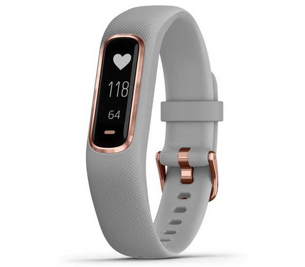 Garmin's Sleek New Vivosmart 4 Fitness Wearable Tracks Activity, Monitors Oxygen Saturation