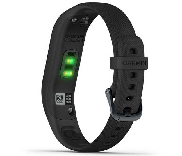 Garmin's Sleek New Vivosmart 4 Fitness Wearable Tracks Activity