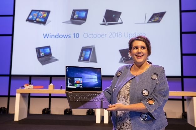 Microsoft's Next Major Windows 10 Update Lands In October