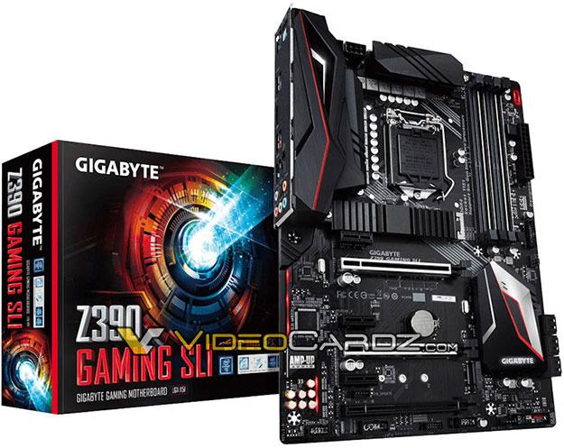 Gigabyte Z390 Gaming SLI