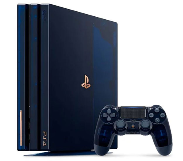 playstation 4 limited edition 500 million