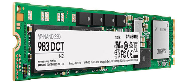 Samsung 983 DCT SSD