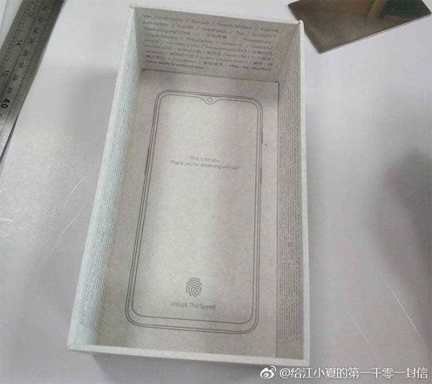 OnePlus 6T Packaging2