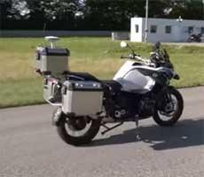 BMW Motorrad's Autonomous Motorcycle Needs No Rider To Hug Corners And Zip Between Cars