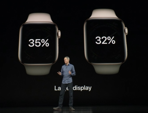 apple watch series 4 1