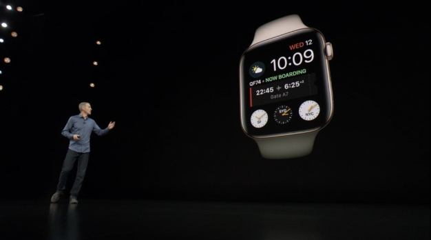 Apple Watch Series 4 Introduces New Communication, Health, & Fitness Features