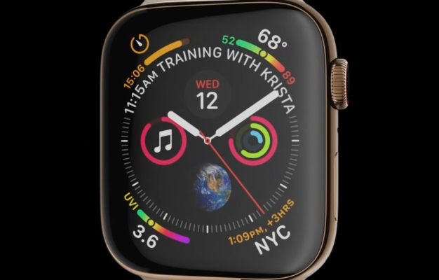 apple watch series 4 5