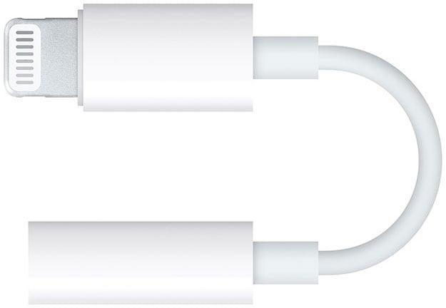 Apple Lightning 3.5mm Dongle