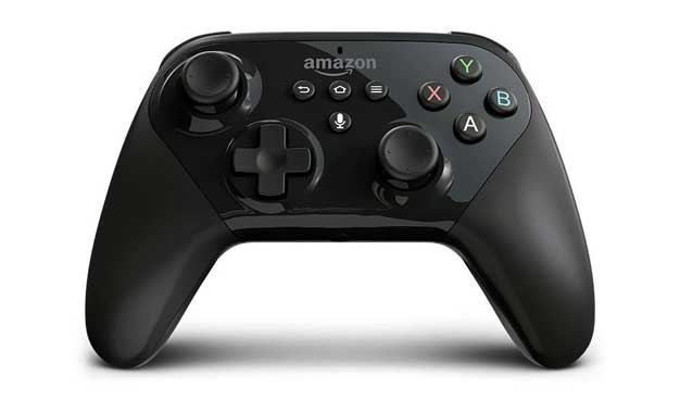 fire tv controller front