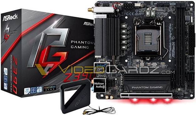 ASRock Z390 Phantom Gaming-ITX/AC