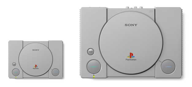 ps classic size